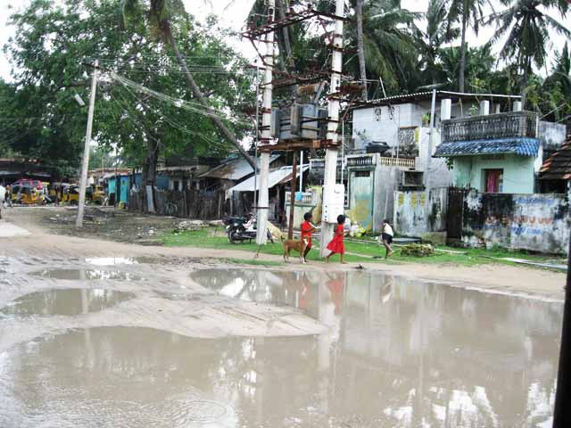 Rameshwaram Monsoon Flooding