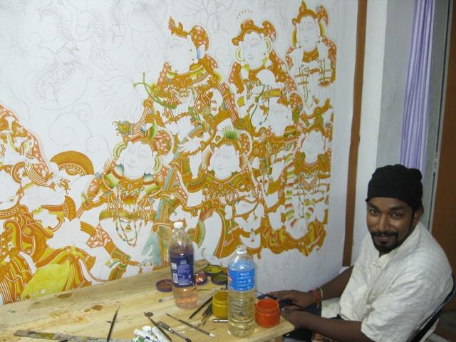 Keralan Artist