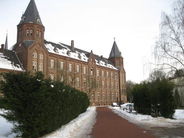 St Ludwig building Vlodrop