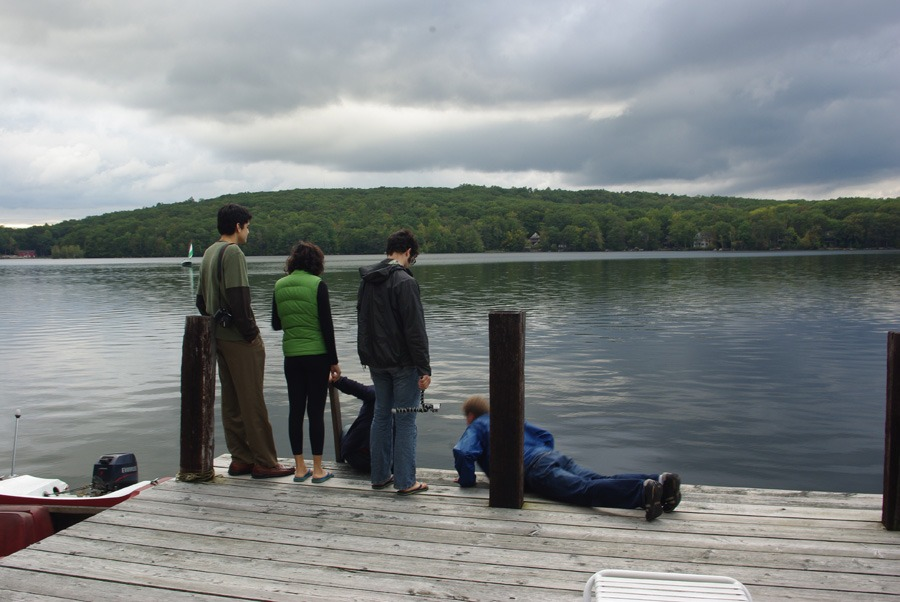 connecticut-lake-dock
