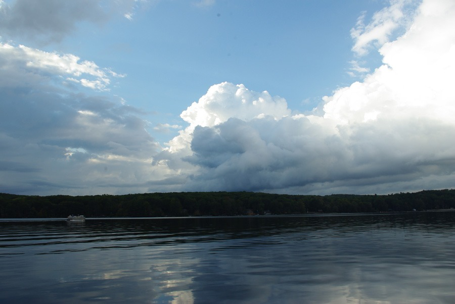 connecticut-lake-sky