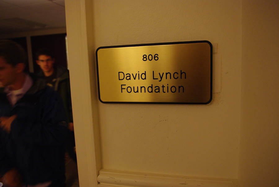 david-lynch-foundation-new-york-city