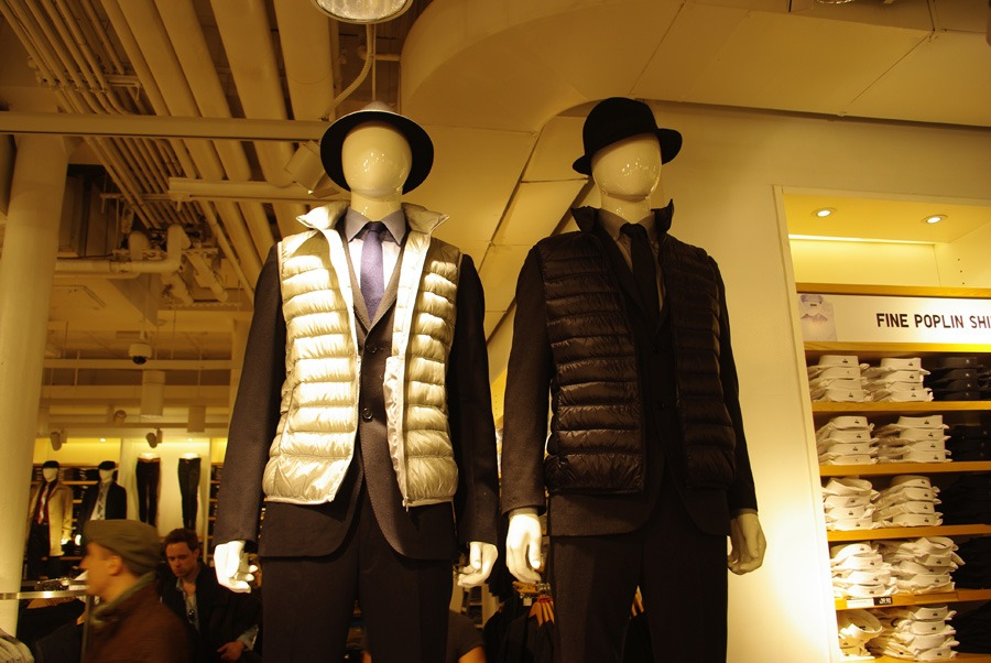 uniqlo-down-vest-new-york-city