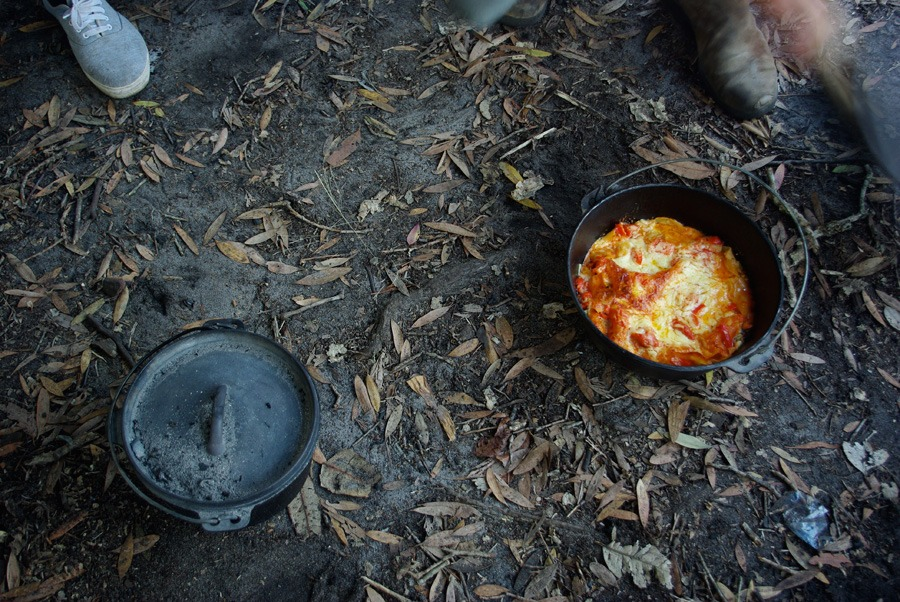lasagne-cooked-in-camp-oven