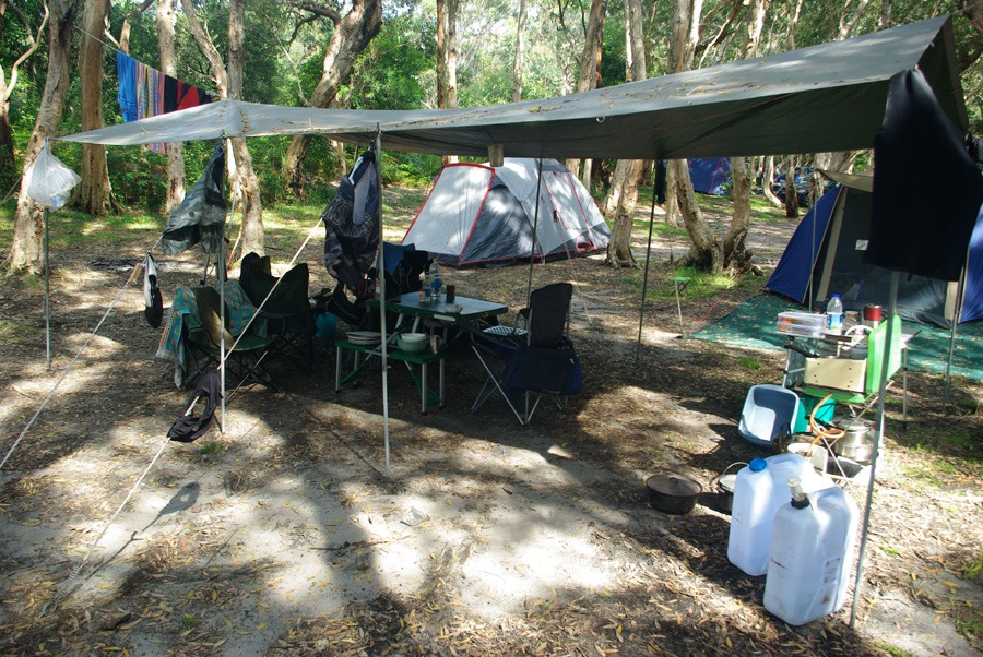 Best Family Tent With Kitchen Australia