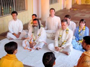 Meditation Ujjain Mahakaleshwar Temple