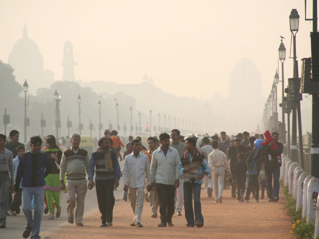 Pollution in India – A tourists perspective