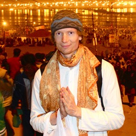 asher fergusson india travel expert