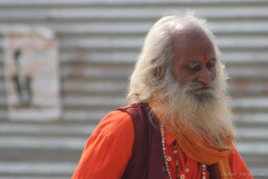 Indian Santa Claus