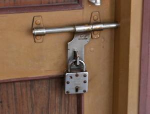 indian lock