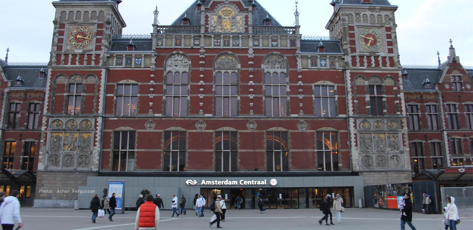 amerstam-central-station