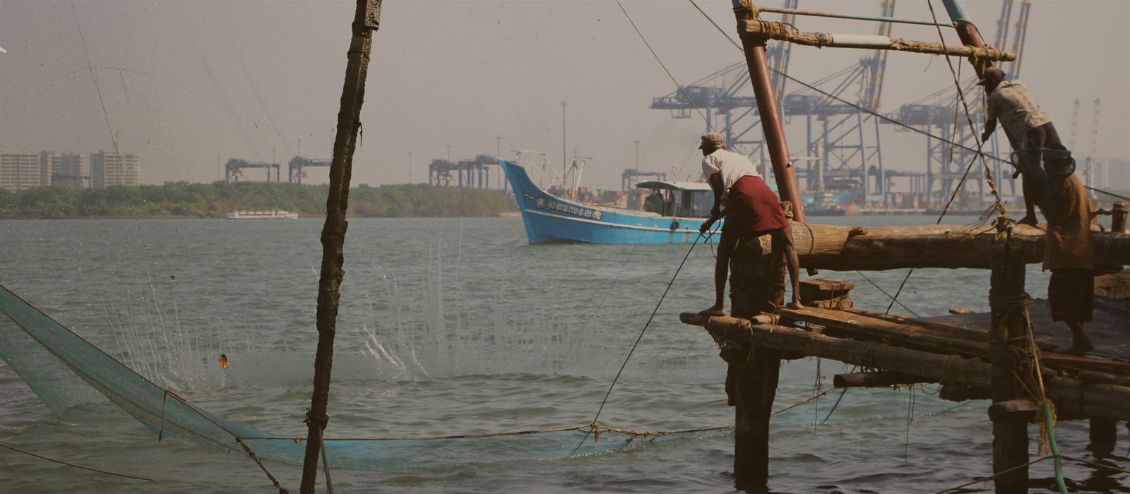 kochi-kerala-fishermen