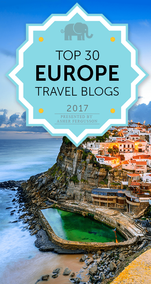 Top 30 Europe Travel Blogs