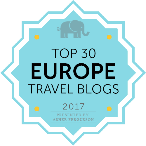top 100 travel blog