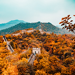 great-wall-of-china-in-fall