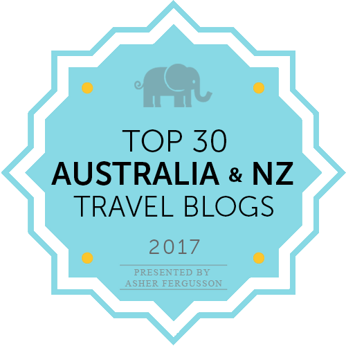 top Australia & NZ travel blogs