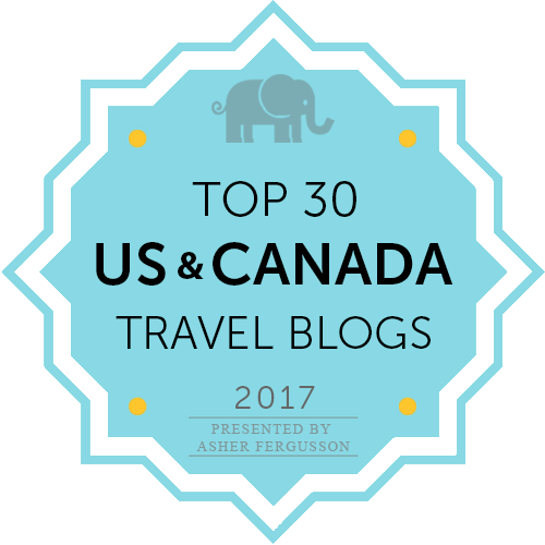 top US & Canada travel blog