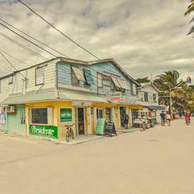 Belize-Island-Town