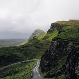 Ireland Travel Road