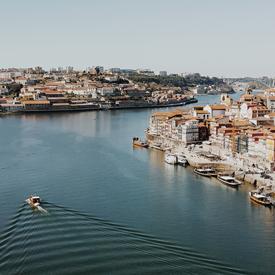 Portugal-rivers