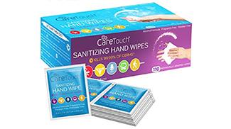 Sanitizing Wipes
