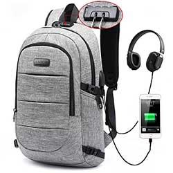 Backpack-Waterproof-Headphone-interface-AMBOR