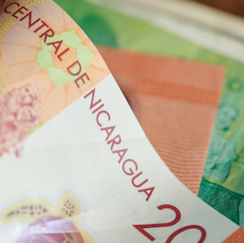 Nicaraguan currency
