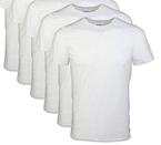 men's white t-shirt