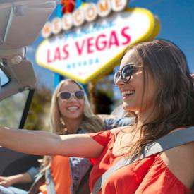 getaway weekend in Vegas