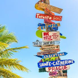 International-signs