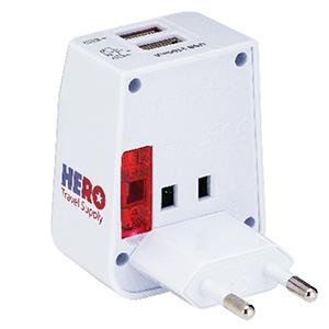 spain power adapter