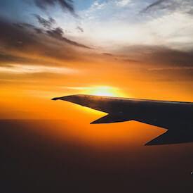 Peru flight