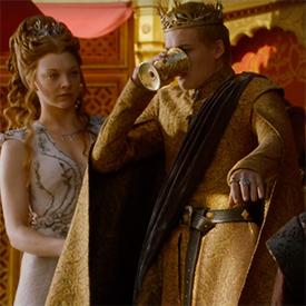 joffrey baratheon death