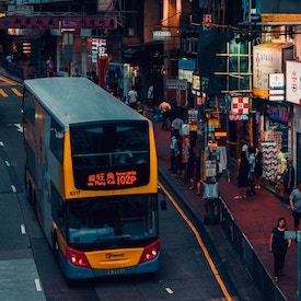 How to Get Around in Hong Kong?