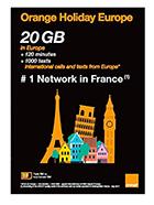 Prepaid Europe Simcard