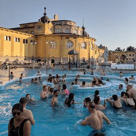 Baths Budapest, Hungary
