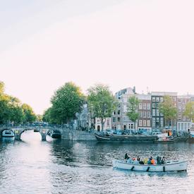 Canoe Amsterdam, Netherlands (1)