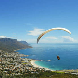 Paragliding Cape Town South Africa (1)