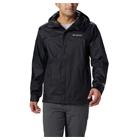 Weatherproof rain jacket