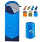Sleeping bag and sleeping pad