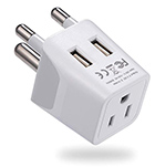 South Africa Power Adapter