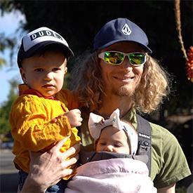 fergusson family at san diego zoo