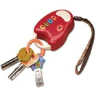 Play Pretend with Non-Toxic Key Fob