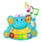Music Time with an Elephant Piano