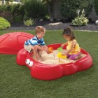 Play and Dig with a Sandbox