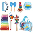 Play and Learn with Musical Instruments