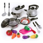Play Pretend with Kitchen Toys
