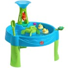 Splash in a Water Table