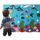 Felt Ocean Aquarium