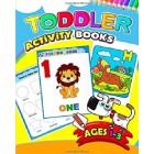 Toddler Workbooks